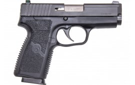 "Kahr Arms KP9094NA P9 Standard *CA Compliant* Double 3.5"" 7+1 Black Polymer Grip/Frame Grip Black Stainless Steel"