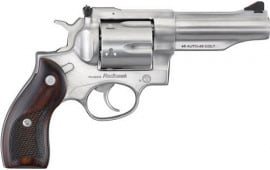 "Ruger 5050 Redhawk 4.2"" Stainless Wood Adjustabe"