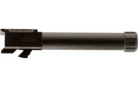 "SilencerCo AC1757 Threaded Barrel 40 Smith & Wesson 5.5"" Black Nitride"