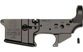 Noveske 04000000K AR-15 Stripped Lower Receiver Gen1 AR-15 Black Hardcoat Anodized