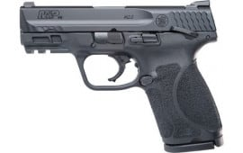 "Smith & Wesson 11695 M&P40 M2.0 Compact 40 S&W FS 3.6""13rdThumb Safty"