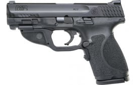 Smith & Wesson 12413 M&P9 M2.0 Compact FS15rdw/GREEN Laser Poly