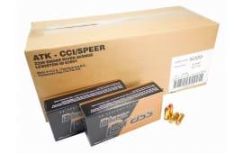 CCI Blazer Brass 40 S&W 180 GR FMJ Ammo 5220 - 1000rd Case