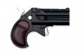 Cobra Derringer Big Bore .380 ACP Caliber Over/Under Black/Wood #CB380BR