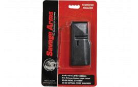 Savage 55102 10/11/14 204/223/22-250/243/7mm-08/308 4 rd Blued Finish