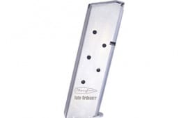 Thompson 7 Round 45 ACP Stainless Magazine