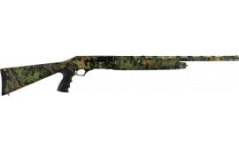 "Dickinson Arms Turkey Gun Semi Auto Shotgun 12 Gauge 3"" Chamber 24"" Barrel 4 Rounds FO Sights Picatinny Top Rail"