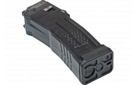 Sig Sauer MAGMPX910KM MPX/KM 9mm 10 rd Translucent Black Finish