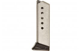 Excel AT3800 Single Stack 380 ACP 6 rd Stainless Steel Finish