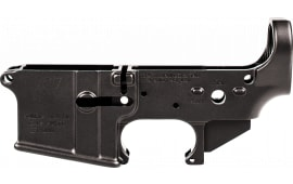 ZEV LR556FOR AR15 Forged Lower Black Hardcoat Anodized