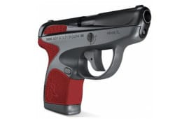 "Taurus 1007031206 Spectrum Double 380 ACP 2.8"" 6+1/7+1 Grip Blk/Gray/Red"