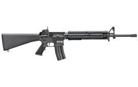 """FN 36320 FN 15 Military Collector Semi-Auto .223/5.56 NATO 20"""" 30+1 Fixed Black"""