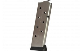 Colt SP300555 1911 45 ACP 8 rd Stainless Steel Finish