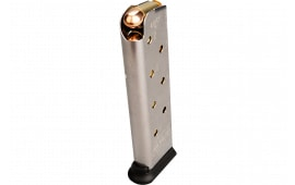 Chip McCormick Custom 17230 1911 RPM 45 ACP 8 rd Stainless Steel Finish