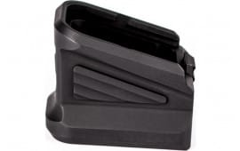 ZEV BPAD-EXT-GLK-5-B +5 Basepad FOR Glock 17R Mags