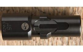 Silencerco AC2608 3 LUG 45 ACP M16X1Left Hand
