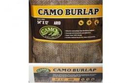 Camo 9560 Burlap Timber 54X144
