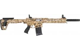 Panzer AR12PSDC A2 Twelve Tact Digital Camo Tactical Shotgun