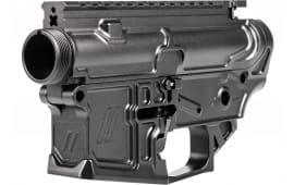 ZEV RECSET556BIL AR15 Billet Receiver 7075 T6 Aluminum Black Hardcoat Anodized
