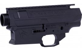 Spikes STSBX10 Billet Lower 308 Cal AR-10 AR Platform Black