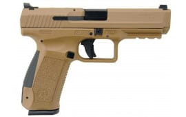 Century Arms Canik TP-9, TP9SA MOD.2 Desert Tan 18rd - HG4542T-N