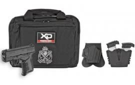 Springfield XDSG9339BIGU Gear UP PKG 3.3 9rd Black