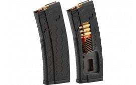Hexmag HX15/30ARBLK AR-15 Multiple 15rd Black Finish