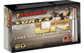 Barnes Bullets 30232 LR6CRDM1 6mm Creedmoor 95 LRX - 20rd Box