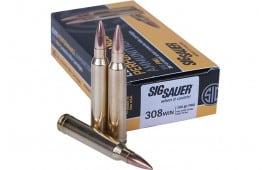 Sig Sauer E308B1-20 308 150 Elite FMJ - 20rd Box