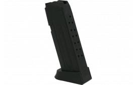 Jagemann 12354 Jag 19 9mm Luger 15 rd G19 Polymer Black Finish