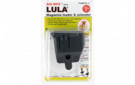 maglula LU19B Loader/Unloader 9mm Luger Sig MPX Polymer Black Finish