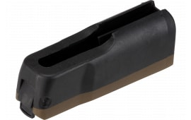 Browning 112044505 X-Bolt Short Action 243/7mm-08/308 4 rd X-Bolt Polymer Burnt Bronze Cerakote Finish