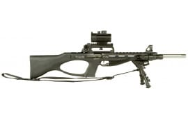 "Excel EA22111 Accelerator Rifle MR-22 Semi-Auto 22 WMR 18"" 9+1 Black"