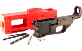 Polymer80 P80308KITBLK 308 Warrhogg AR-15 Polymer Black