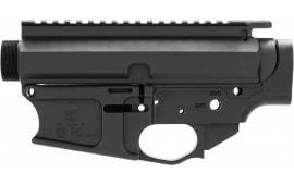 DRD Tactical M762REC M762 Billet Lower/Upper AR-10 Black