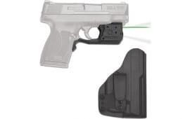 Crimson Trace LL808GHBT Laserguard Pro M&P45 Shield Green Laser/White Light