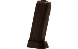 Jagemann 12357 Jag 19 9mm Luger 15rd G19 Polymer Brown Finish