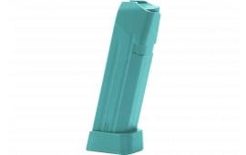 Jagemann 12396 Jag 17 9mm Luger 18rd G17 Polymer Tiffany Blue Finish