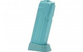 Jagemann 12399 Jag 19 9mm Luger 15rd G19 Polymer Tiffany Blue Finish