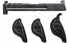 "Smith & Wesson 11551 Performance Center Slide Kit MS 40 S&W 4.25"" Adjustable Black Amornite"