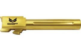 "S3F G17FTIN Glock 17 9mm 4.5"" Gold"