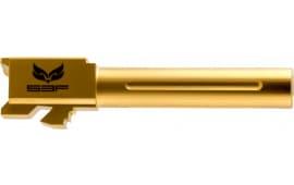 "S3F G19FTIN Glock 19 9mm 4.0"" Gold"