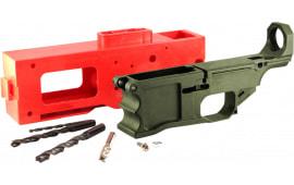 Polymer80 308KITODG 308 Warrhogg AR-15 Polymer OD Green