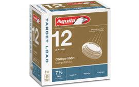 """Aguila 1CHB1347 12GA 2-3/4"""" 1-1/8OZ HDCP 7.5 - 25sh Box"""