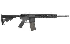 "ArmaLite M15LTC16 M-15 Light Tactical Carbine Semi-Auto .223/5.56 NATO 16"" FS 30+1 6-Position Stock Black Hard Coat Anodized/Black Phosphate"