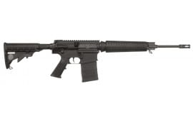 "ArmaLite DEF15FCO M-15 Defensive Sporting Rifle *CO Compliant* Semi-Auto .223/5.56 NATO 16"" FS 10+1 A2 Front 6-Position Stock Black Hard Coat Anodized"