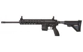 """HK MR556LCA1 MR556 A1 Semi-Auto .223/5.56 NATO 16.5"""" MB 10+1 Adjustable Black"""
