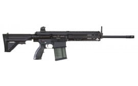 """HK MR762LCA1 MR762A1 A1 Semi-Auto 308 Winchester/7.62 NATO 16.5"""" MB 10+1 Adjustable Black"""