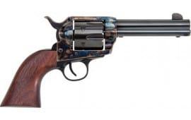 """Traditions SAT73800 1873 SAA .44 MAG 4.75"""" Revolver BLUED/CCH Revolver"""