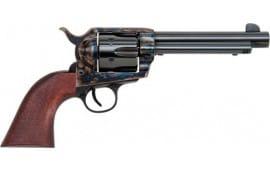 """Traditions SAT73-801 1873 SAA .44 MAG 5.5"""" Revolver BLUED/CCH Revolver"""